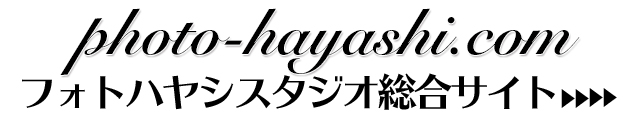 フォトハヤシスタジオ総合サイトヘ